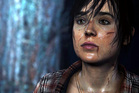A scene from Beyond: Two Souls.