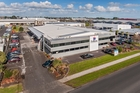 This refurbished industrial property at 84 Kerrs Rd, Manukau, is zoned Business 6, allowing for a range of uses.