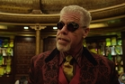 Ron Perlman is at his most garish and over-the-top best in Pacific Rim.