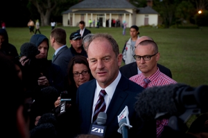 David Shearer's new chief of staff has little time to turn round the Labour leader's fortunes. Photo / Sarah Ivey
