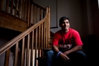 Robin Vinod says many teenagers don't know the basics about fending for themselves. Photo / Dean Purcell
