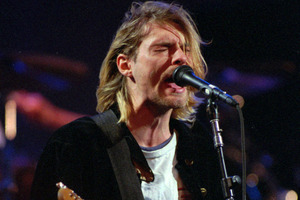 Kurt Cobain died in 1994.