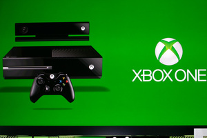 Developers will be able to self-publish on the Xbox One.  Photo / AP