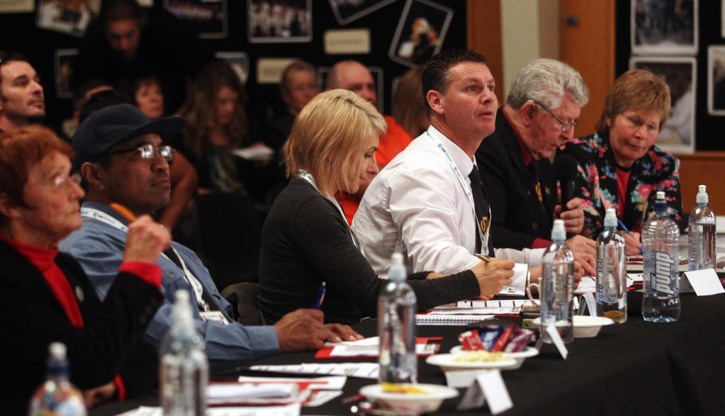 Judges from throughout the country gathered for the NABBA Hawke's Bay championships.