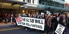 View: GCSB protests nationwide