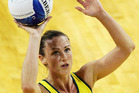 Australia's former netball captain and the nation's second most-capped player, Sharelle McMahon, has retired from the sport. Photo / Getty Images.