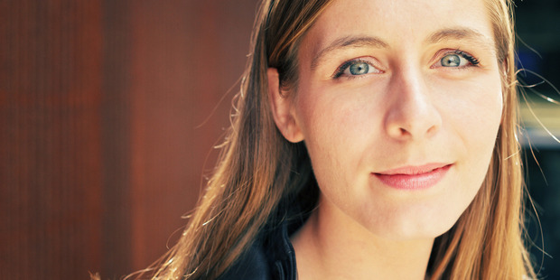 Eleanor Catton has absorbed the traditional power of telling stories. Photo / Robert Catto