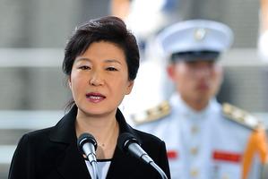 South Korean President Park Geun-hye. Photo / AP