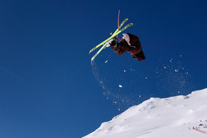 Skiers and older people are most at risk of injury.  Photo / Sarah Ivey