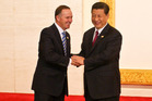 John Key's relationship with China is seen as a plus by agricultural leaders.