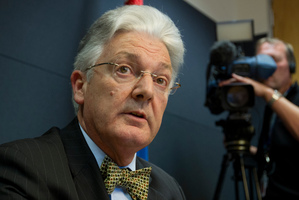 United Future Party leader Peter Dunne. Photo / Mark Mitchell