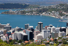 Insurers already rate Wellington a far higher risk than Auckland: Wellington commercial landlords face a stiff excess of 5 per cent of the sum insured.  Photo / Mark Mitchell