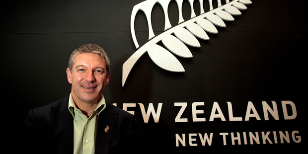Peter Chrisp, chief executive of New Zealand Trade and Enterprise. Photo / NZH