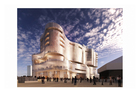 An artist's impression of SkyCity's planned Adelaide casino expansion.