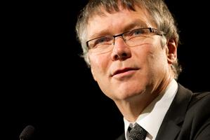 Labour's finance spokesman David Parker. Photo / Greg Bowker
