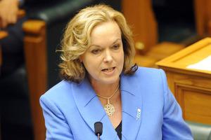 Judith Collins. Photo / NZPA