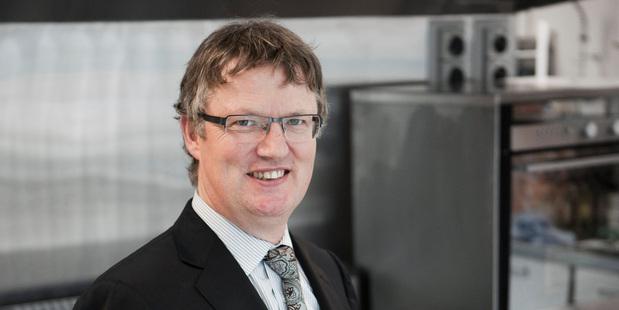 Peter Reidie, managing director of Goodman Fielder.
