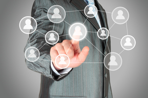 Attending industry events, presentations at university or other related interest groups and having an excellent LinkedIn profile are all valuable networking tools. Photo / Getty Images