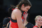 The Waikato-Bay of Plenty Magic have lost two key performers from their side as mid-courter Laura Langman and shooter Irene van Dyk (pictured) have parted ways with the franchise. Photo / Getty.