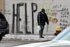 Detroit is the largest city in US history to file for bankruptcy. Photo / AP