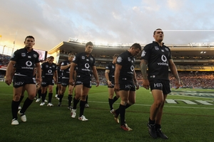 The Warriors have never won at Eden Park. Photo / Getty Images