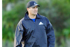 Colin Cooper feels the time is right to take over as NZ Maori coach. Photo / NZPA