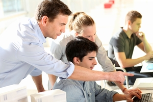 Companies are actively seeking skilled IT workers to help them deliver new products.