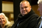 Kim Dotcom urged New Zealanders last night to oppose the GCSB spying bill - but predicted it would take a change of government next year to protect their privacy. He was joined on stage by New Zealander of the Year Dame Anne Salmond, Law Society representative Dr Rodney Harrison, QC, and Tech Liberty online rights advocate Thomas Beagle.