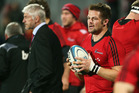 Crusaders coach Todd Blackadder played Richie McCaw off the bench against the Reds while rewarding his in-form No7 Matt Todd with a starting role.
