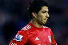 Liverpool have turned down Arsenal's latest bid for star striker Luis Suarez. Photo / Getty Images.