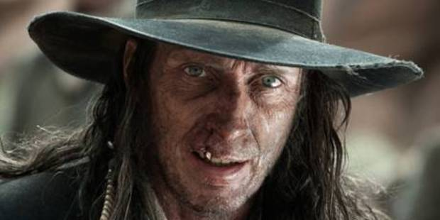 The character of Butch Cavendish, played by William Fichtner in the Lone Ranger, has caused concern among cleft palate support charities.