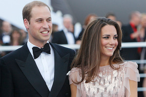 Prince William and Catherine Middleton are the proud parents of a baby boy. Photo / AP