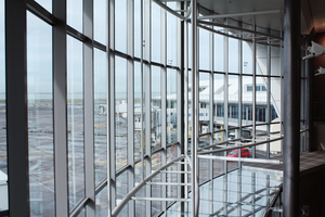 The airport's targeted return of 8 per cent a year for the 2013-17 pricing period is just within the commission's estimate.