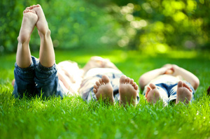 Entertaining the kids can be as easy as going outside. Photo / Thinkstock