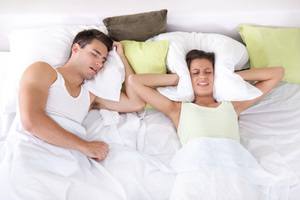 Does snoring ruin your relationship?Photo / Thinkstock