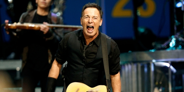 New documentary Springsteen & I is a tribute to Bruce Springsteen's special relationship with his fans. Photo / AP