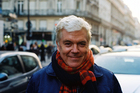 New Zealand born fashion journalist Tim Blanks.