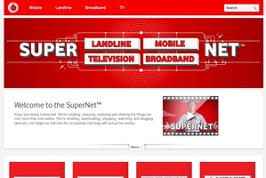 Vodafone says it will defend its SuperNet campaign.