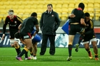 Chiefs coach Dave Rennie has named an unchanged line up for the Super 15 final. Photo / Getty Images