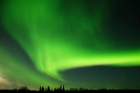 The beautiful Aurora Borealis.