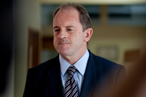 David Shearer is increasingly a victim of the rumour mill. Photo / Dean Purcell