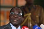 Robert Mugabe. Photo / AP