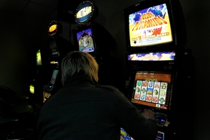 A reformed problem gambler says she spent at least $40,000 on pokie machines over a 20-year period of addiction. Photo / Christine Cornege