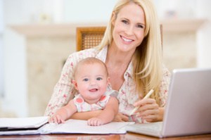 Busy parents master a better work/life balance - study.Photo / Thinkstock