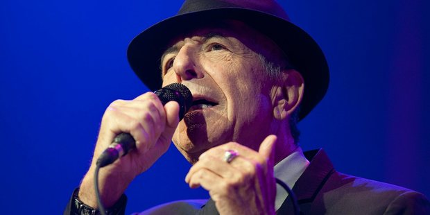 Leonard Cohen plans to visit New Zealand in December. Photo / AP