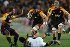 Liam Messam of the Chiefs in action during a Super Rugby Final match between the Chiefs and the Brumbies. Photo / Getty Images.