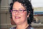 NZEI president Judith Nowotarski.