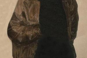 The jacket worn by Jane Furlong was similar to this item.