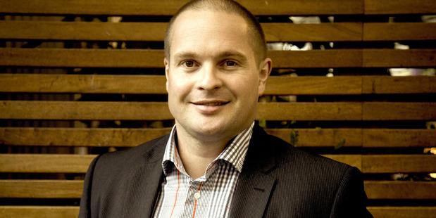 Chris Pescott CEO of Perceptive.
