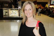 Travel consultant Natasha Chapman. Photo / Michael Craig